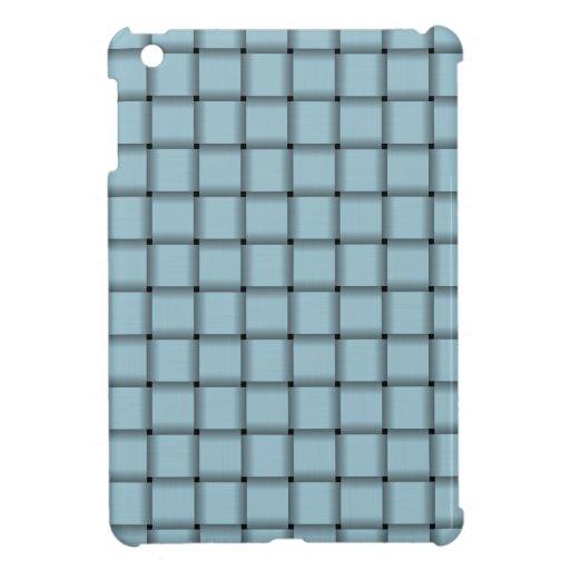 Armadura grande - azul clara iPad mini carcasas