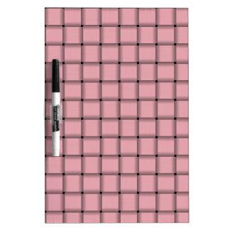 Armadura grande - rosa clara pizarras blancas de calidad
