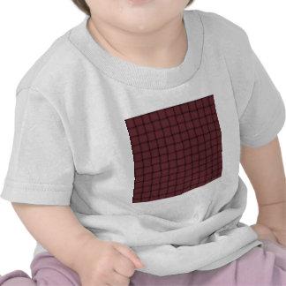 Armadura grande - vino camiseta