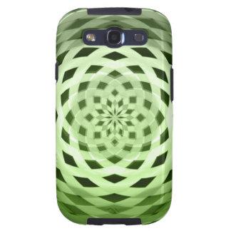 armadura verde galaxy SIII cobertura