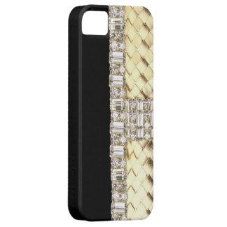 Armadura y caso metálicos elegantes de IPhone 5 iPhone 5 Fundas