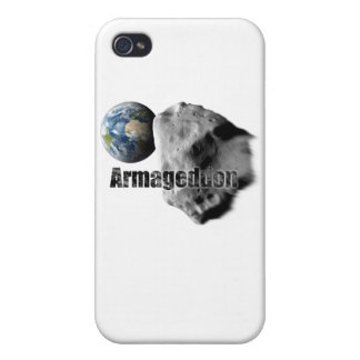 Armageddon iPhone 4/4S Cover
