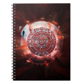 Armageddon maya cuadernos