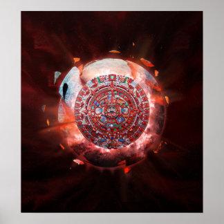 Armageddon maya poster