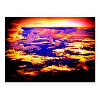 Armageddon or Salvation? Postcard