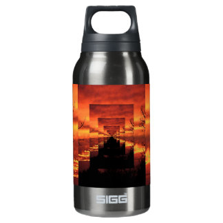 Armageddon's Child: Infinie Worlds Insulated Water Bottle