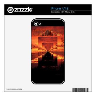 Armageddon's Child: Infinie Worlds iPhone 4 Skin