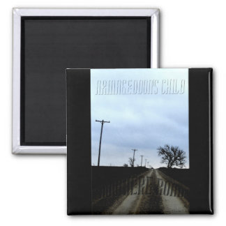 Armageddon's Child: Nowhere Road 2 Inch Square Magnet