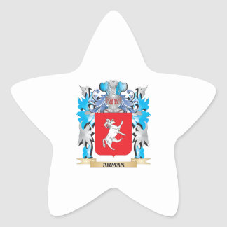 Arman Coat Of Arms Stickers