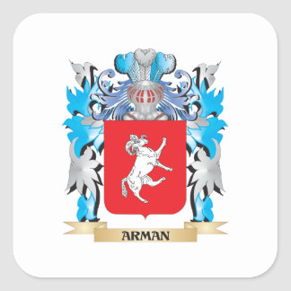 Arman Coat Of Arms Sticker