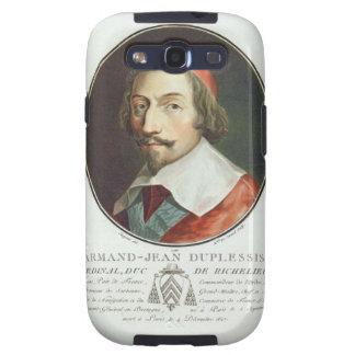 Armand Jean Duplessis, cardenal, Duc de Richelieu Galaxy S3 Fundas