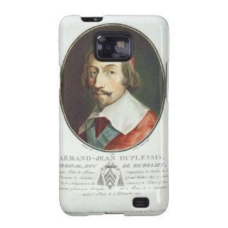 Armand Jean Duplessis, cardenal, Duc de Richelieu Samsung Galaxy SII Funda