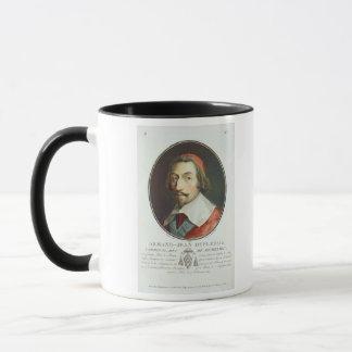 Armand Jean Duplessis, Cardinal, Duc de Richelieu Mug