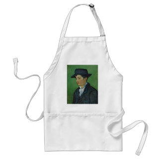 Armand Roulin by Vincent Van Gogh Aprons