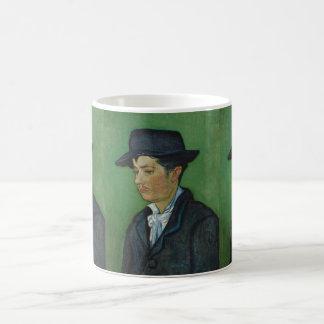 Armand Roulin by Vincent Van Gogh Coffee Mug