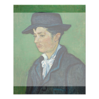 Armand Roulin by Vincent Van Gogh Flyer