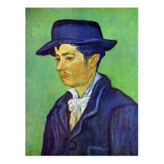 Armand Roulin by Vincent van Gogh Postcard