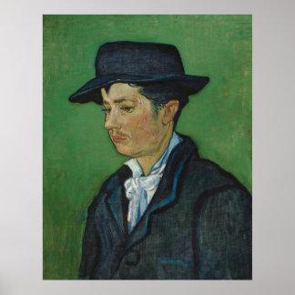 Armand Roulin by Vincent Van Gogh Print