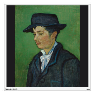 Armand Roulin by Vincent Van Gogh Room Stickers