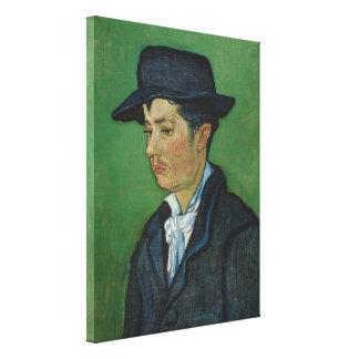 Armand Roulin de Vincent van Gogh Lona Estirada Galerias