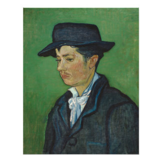 Armand Roulin de Vincent van Gogh Arte Fotografico