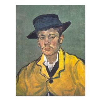 Armand Roulin - Vincent Van Gogh Postcard
