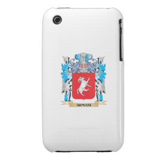 Armani Coat Of Arms iPhone 3 Cases