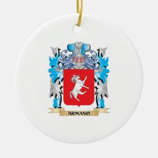 Armano Coat Of Arms Christmas Tree Ornament