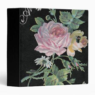 Armant Rose Perfume 3 Ring Binder