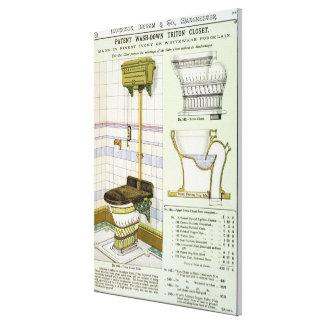 Armario de Tritón de un catálogo de las mercancías Lona Envuelta Para Galerias
