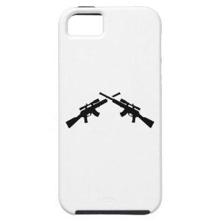 Armas de Airsoft Funda Para iPhone SE/5/5s