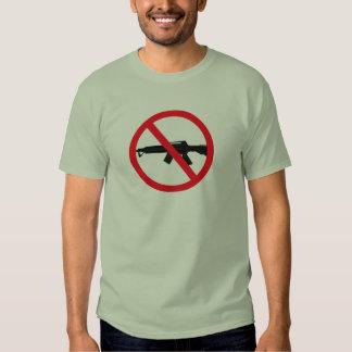 Armas de asalto de la prohibición camisas