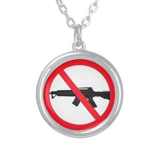 Armas de asalto de la prohibición grimpolas personalizadas