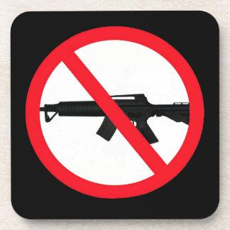 Armas de asalto de la prohibición posavasos