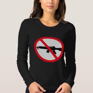 Armas de asalto de la prohibición remeras