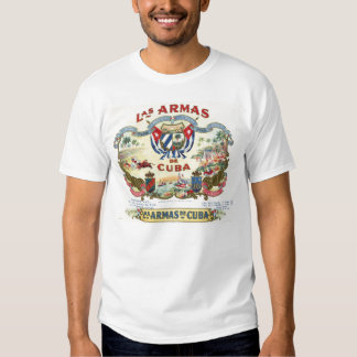 Armas De Cuba Shirt