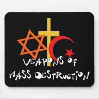 Armas de destrucción masiva mouse pads
