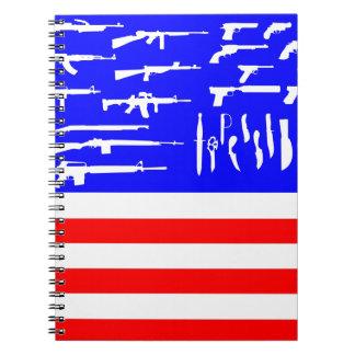 Armas de la bandera libretas