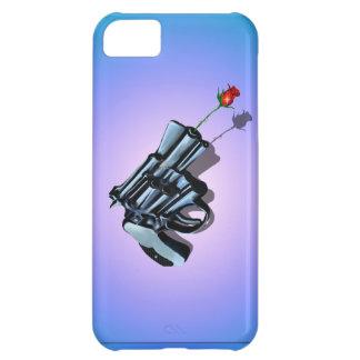 Armas de los rosas n funda para iPhone 5C