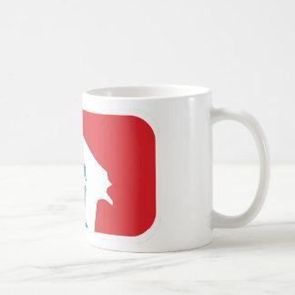 Armas de mano de la primera división tazas de café