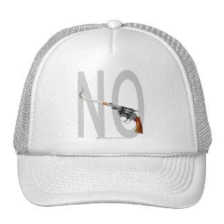 ARMAS DE NO FUMADORES GORRA