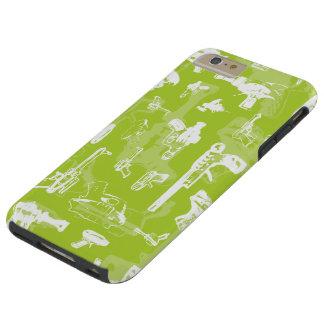 Armas de rayo #1 funda resistente iPhone 6 plus