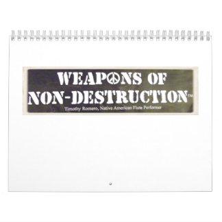 Armas del calendario de la No-Destrucción