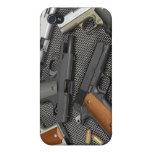 ¡ARMAS! iPhone 4 FUNDA