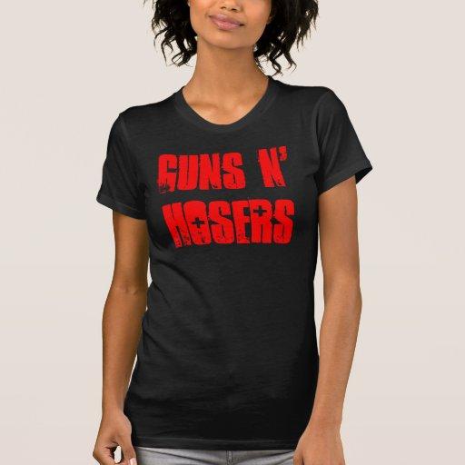 ¡ARMAS N HOSERS! CAMISETAS