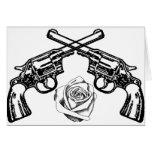 armas y rosas felicitaciones