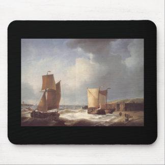 Armatoste Snr Fisherfolk de Abraham y naves por la Alfombrilla De Raton