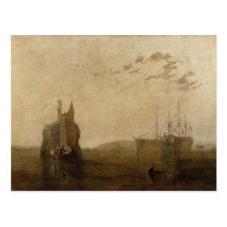 Armatostes en Tamar, c.1812 Tarjeta Postal