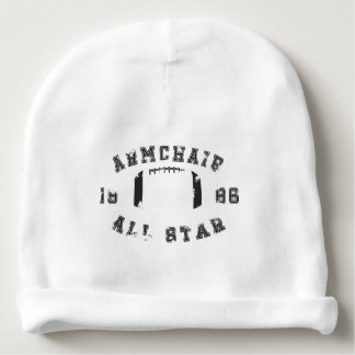 Armchair All Star Football Baby Beanie