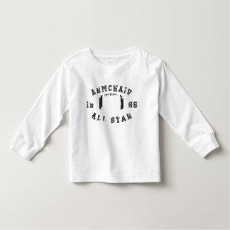 Armchair All Star Football Toddler T-shirt